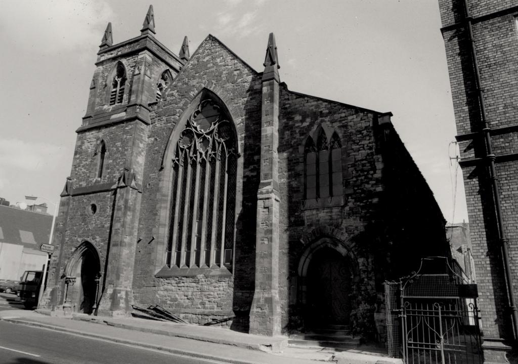 Bath Lane Congregational Church, Bath Lane, Newcastle upon Tyne