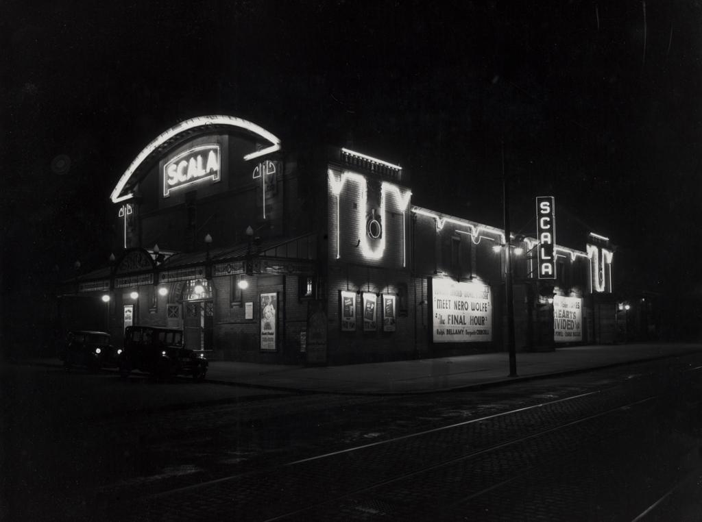 Scala Cinema, Chillingham Road/Tosson Terrace, Heaton