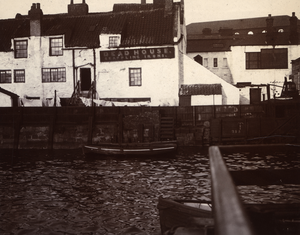 The Dead House Quayside, Newcastle upon Tyne