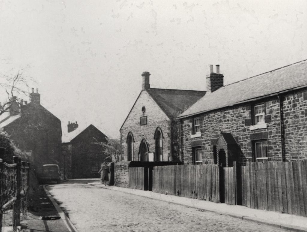Chapel Street, Coxlodge