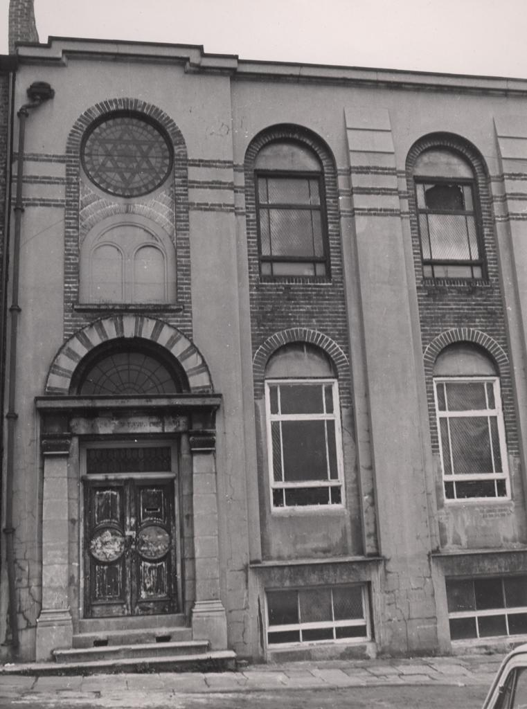 Ravensworth Terrace Synagogue, Ravensworth Terrace, Newcastle upon Tyne