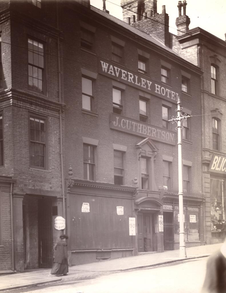 Waverley Hotel 90 - 94 Pilgrim Street