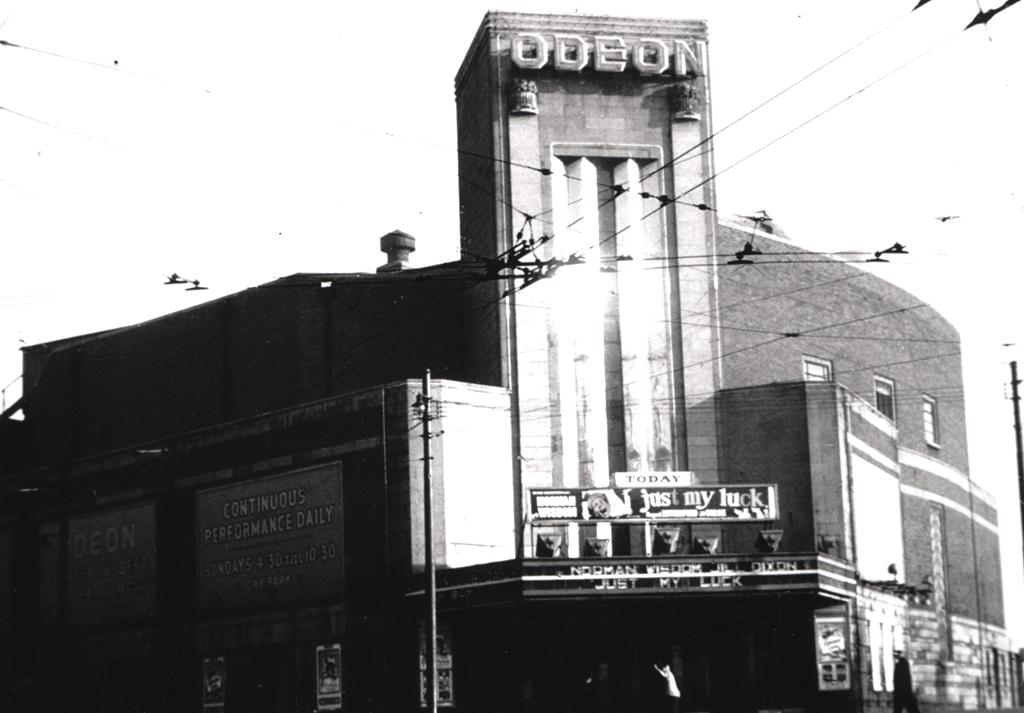 Odeon Cinema, Shields Road, Byker