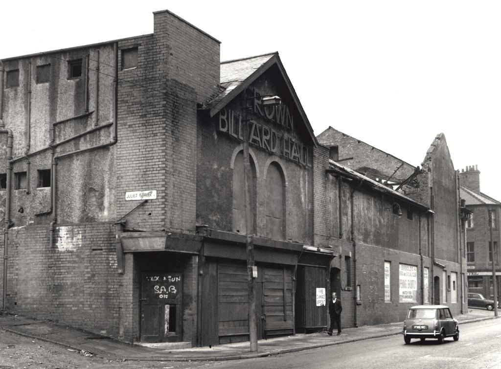 Crown Cinema, Scotswood Road, Newcastle upon Tyne