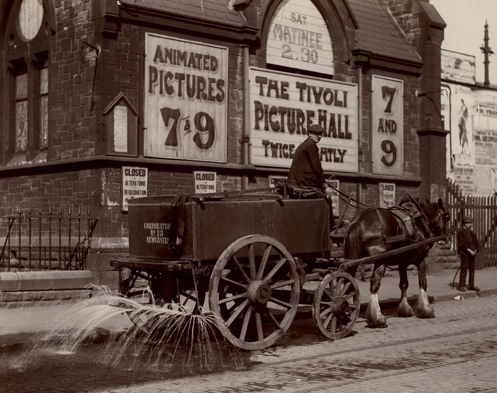 Tivoli Picture Hall, Walker Road/Raby Street, Byker