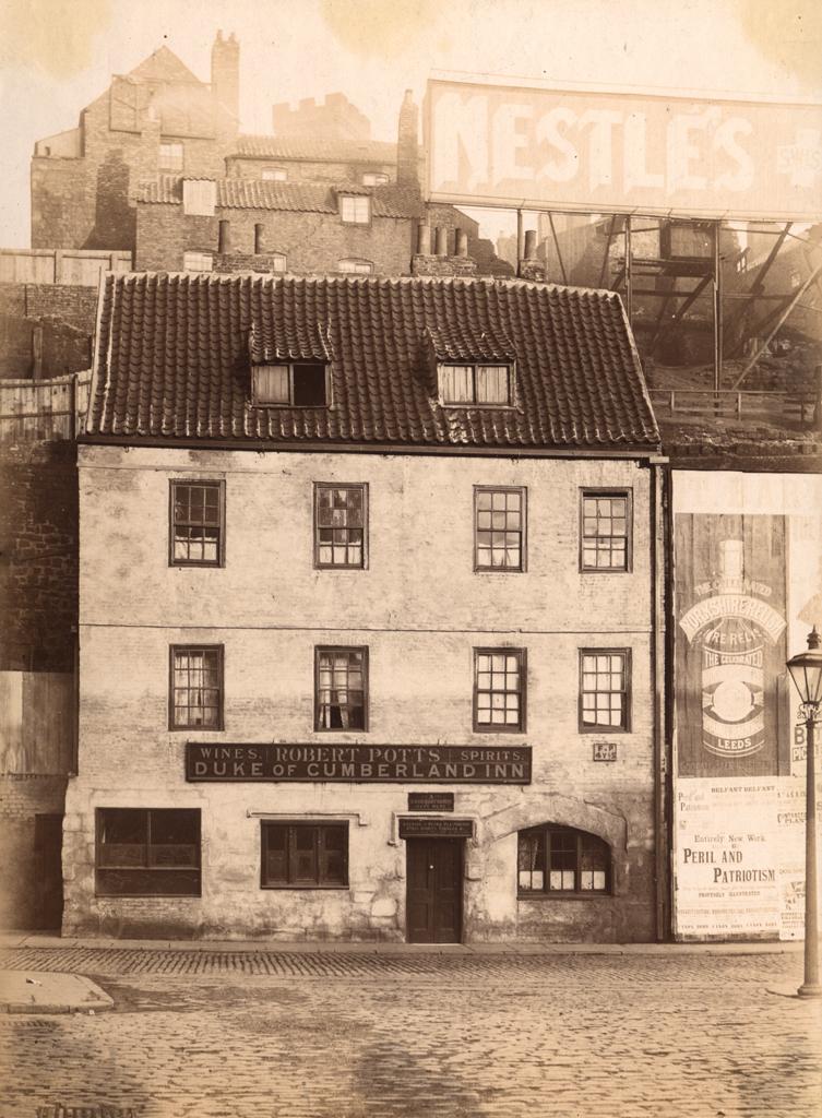 Duke of Cumberland Inn, The Close
