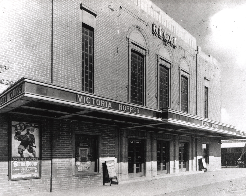 Regal Cinema, Two Ball Lonnen, Fenham