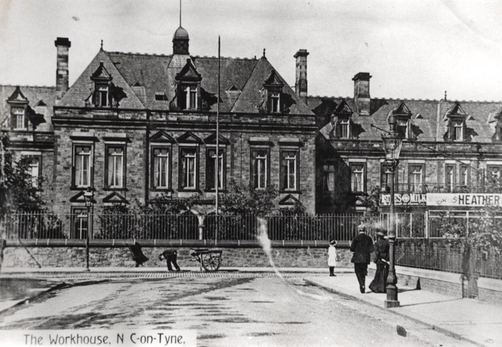 The Workhouse, Newcastle upon Tyne