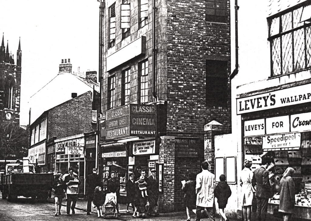 Classic Cinema, Haymarket/Northumberland Street, Newcastle upon Tyne