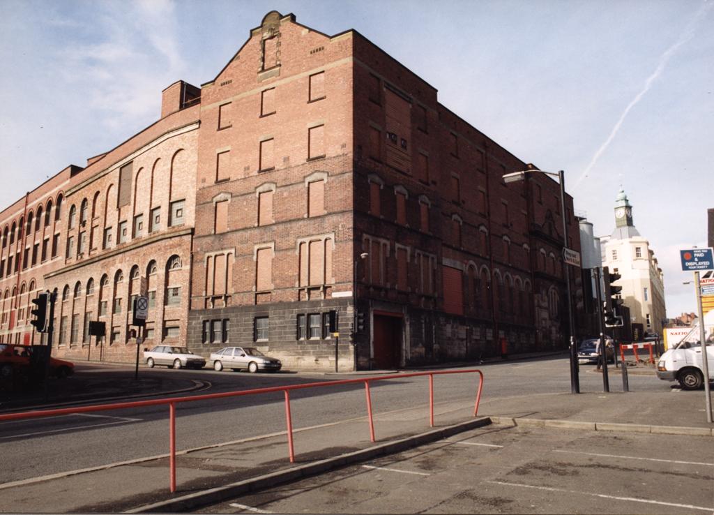 Bath Lane/Corporation Street, Newcastle upon Tyne