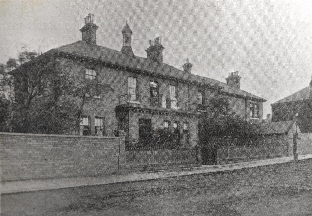 Walker Hospital, Airey Terrace, Walker