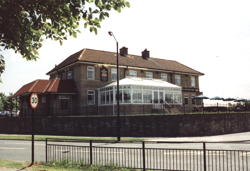 The Crofters Lodge, Kenton Lane, Kenton