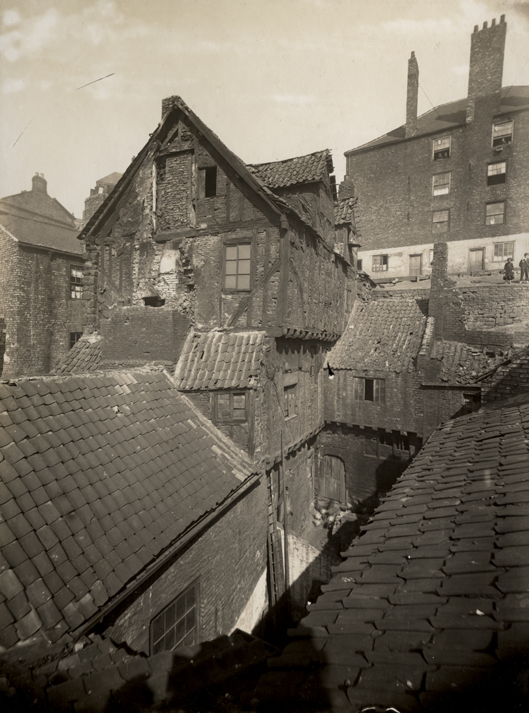 Baptist Chapel, Tuthill Stairs, Newcastle upon Tyne