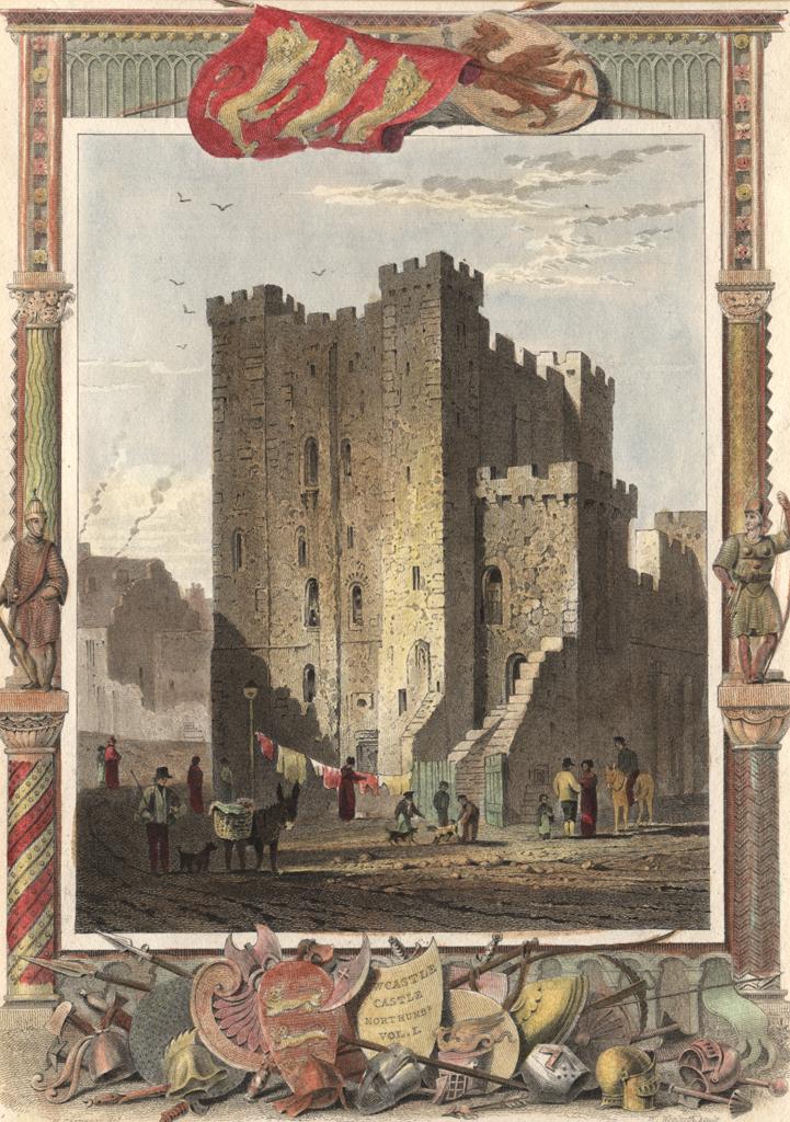 The Castle Keep, Newcastle upon Tyne