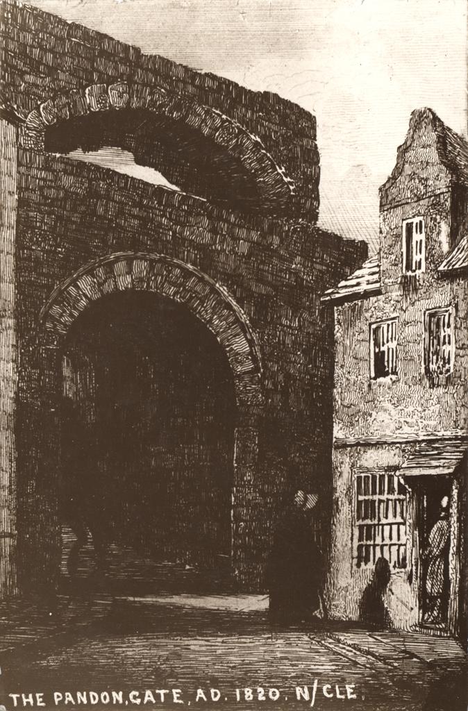 Pandon Gate, Newcastle upon Tyne