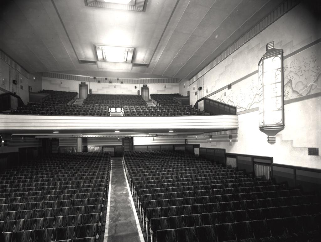 Lyric Cinema, Newburn Road, Throckley