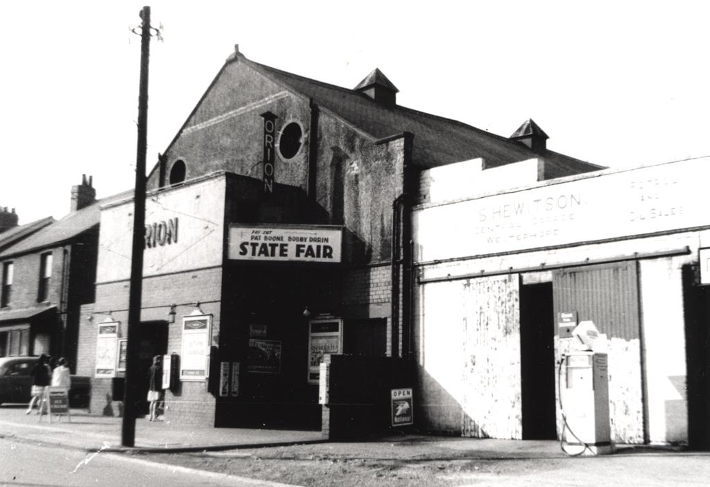 Orion Cinema, Stamfordham Road, Westerhope
