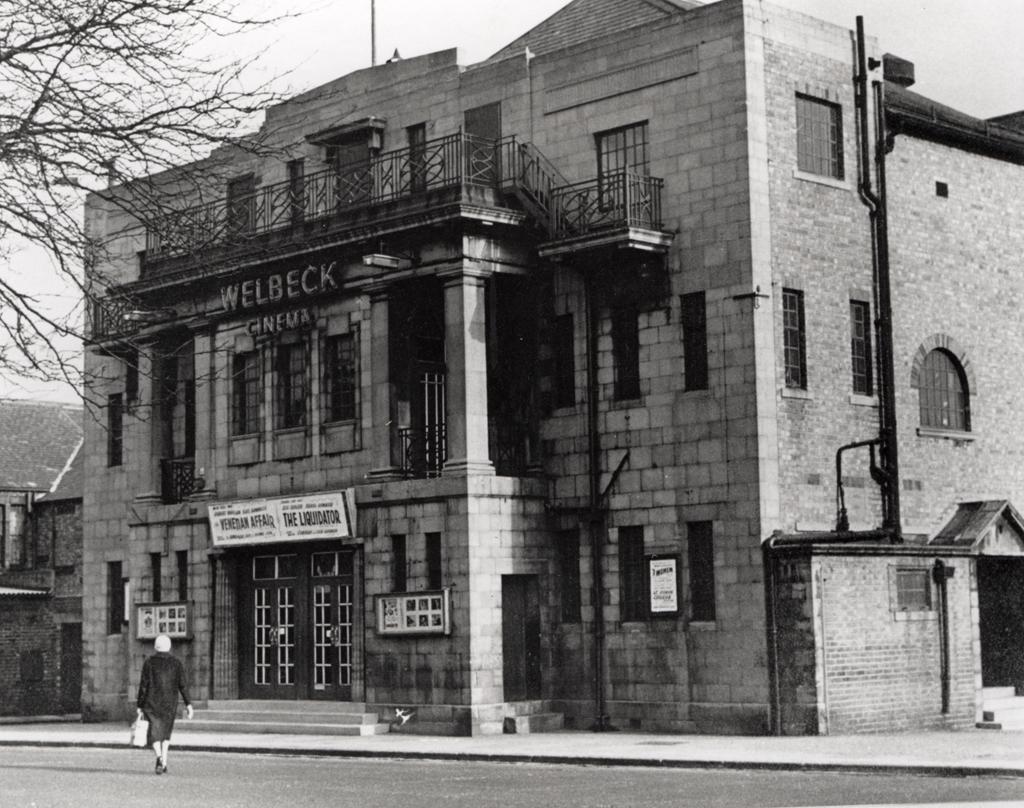 Welbeck Cinema, Scrogg Road/Byker Street, Walker