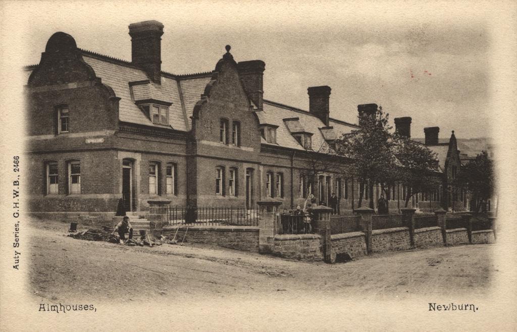 Almhouses, Newburn