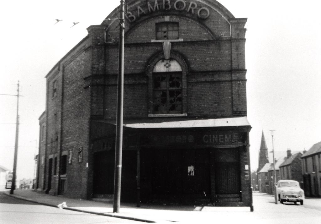 Bamborough (Bamboro') Cinema, Union Road, Byker