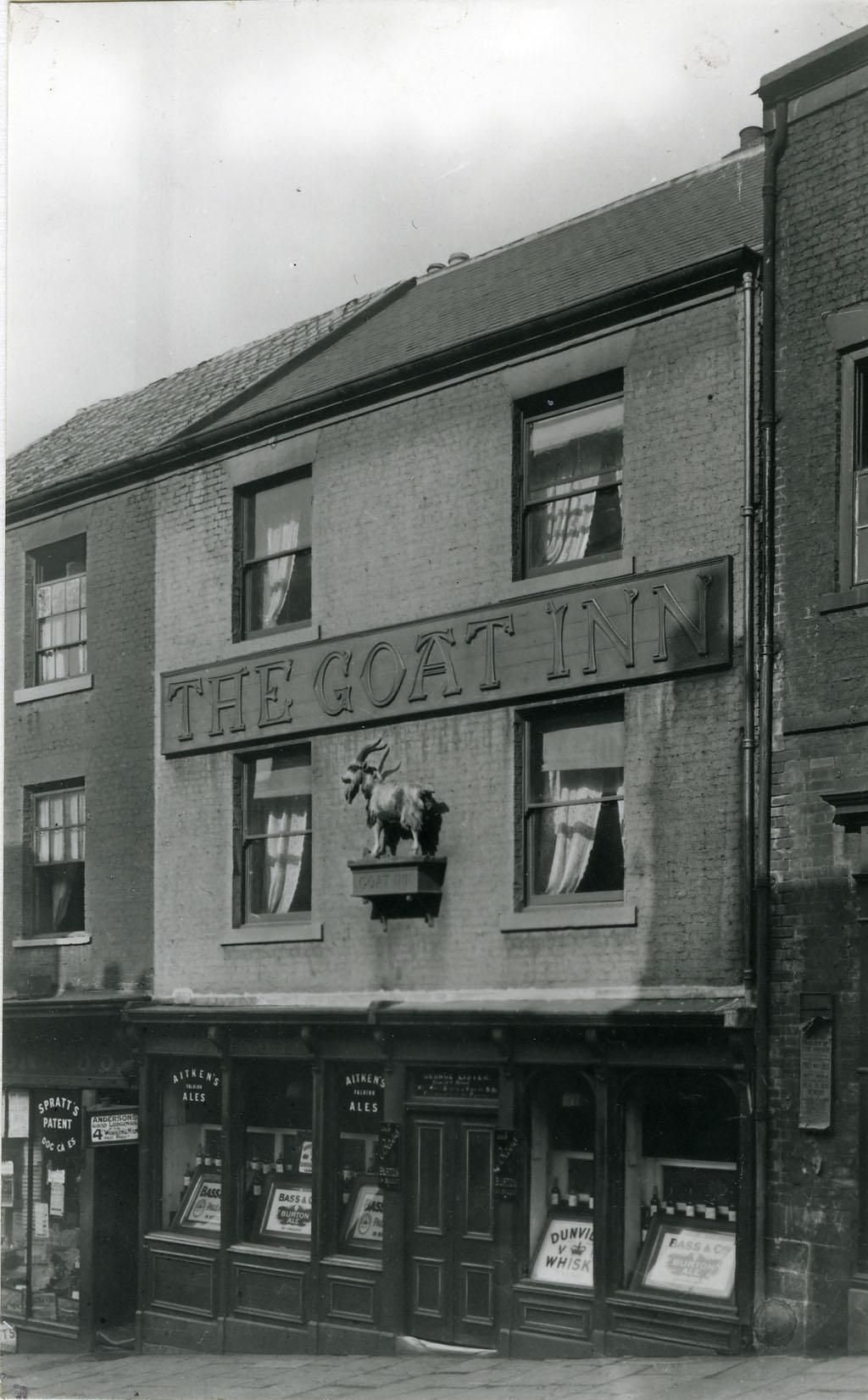The Goat Inn, Bottle Bank