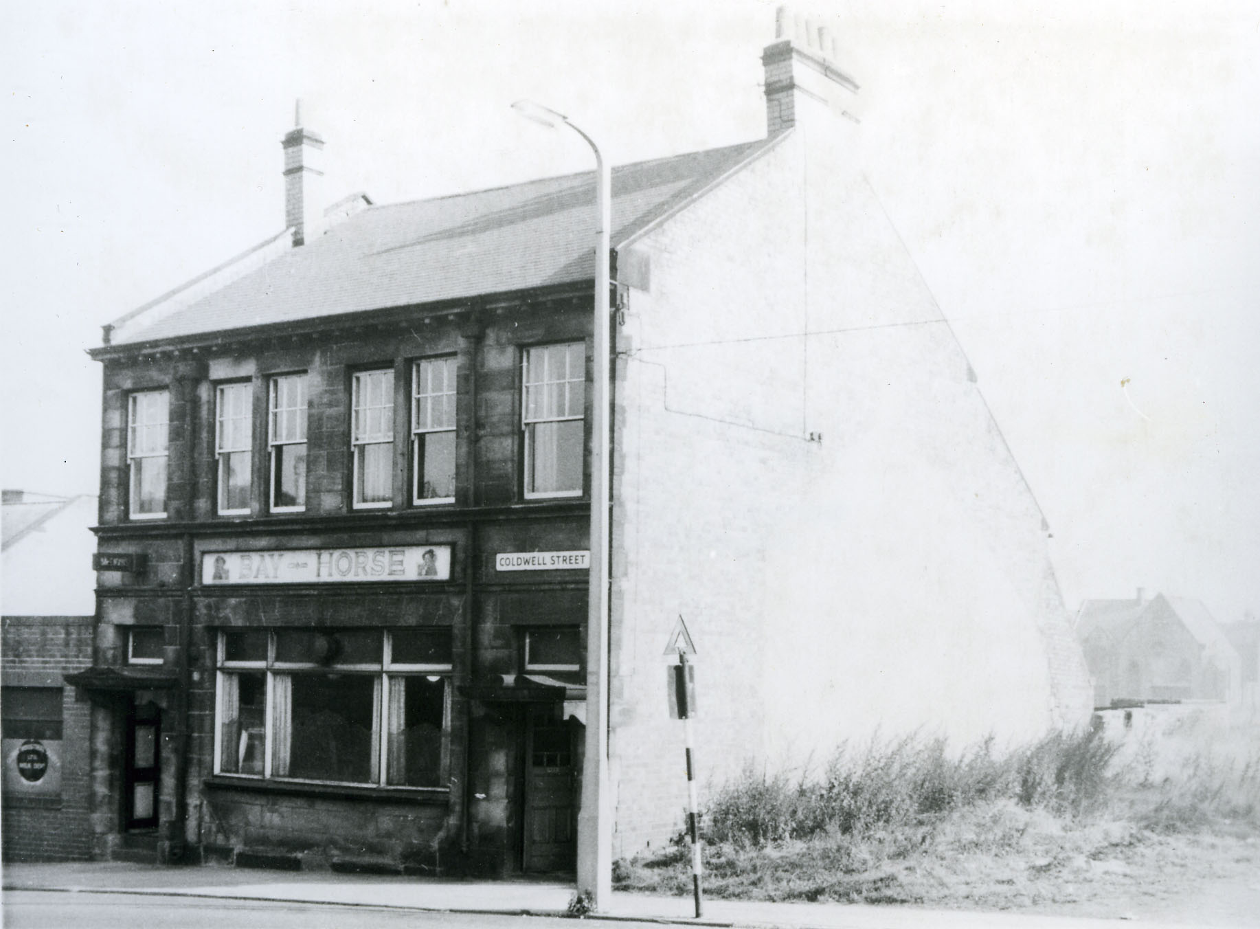 Bay Horse Public House, Coldwell Street, Felling