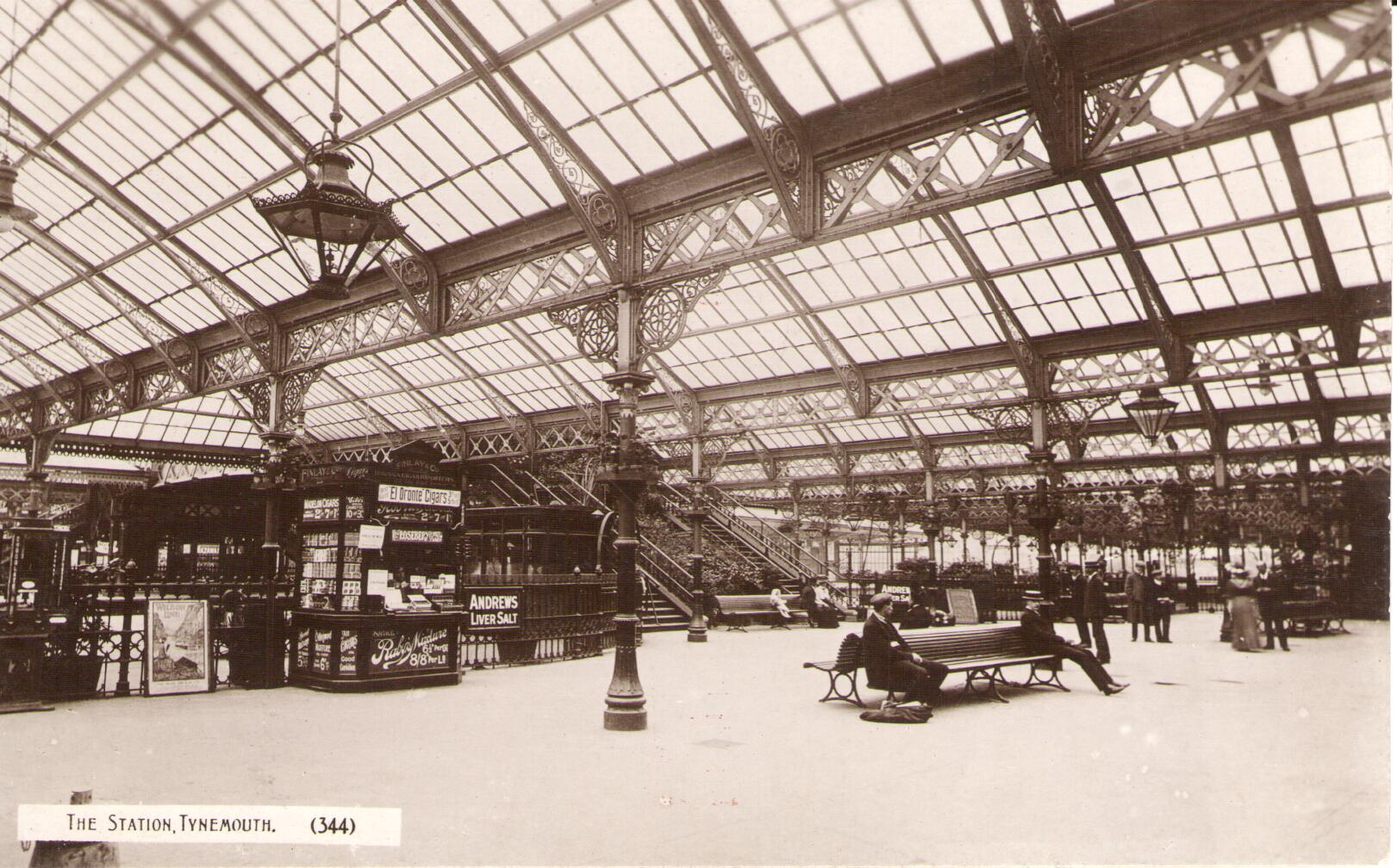 Tynemouth Station, Tynemouth