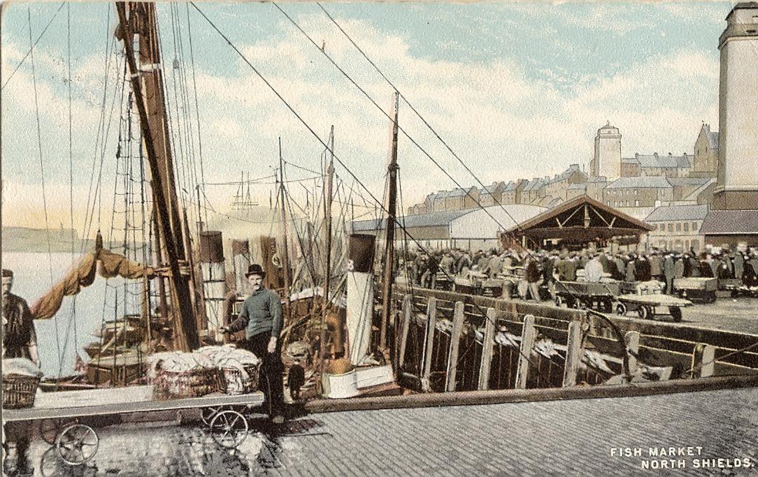 Fish Market, North Shields