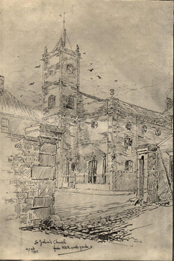 St. Johns Church, Hendon