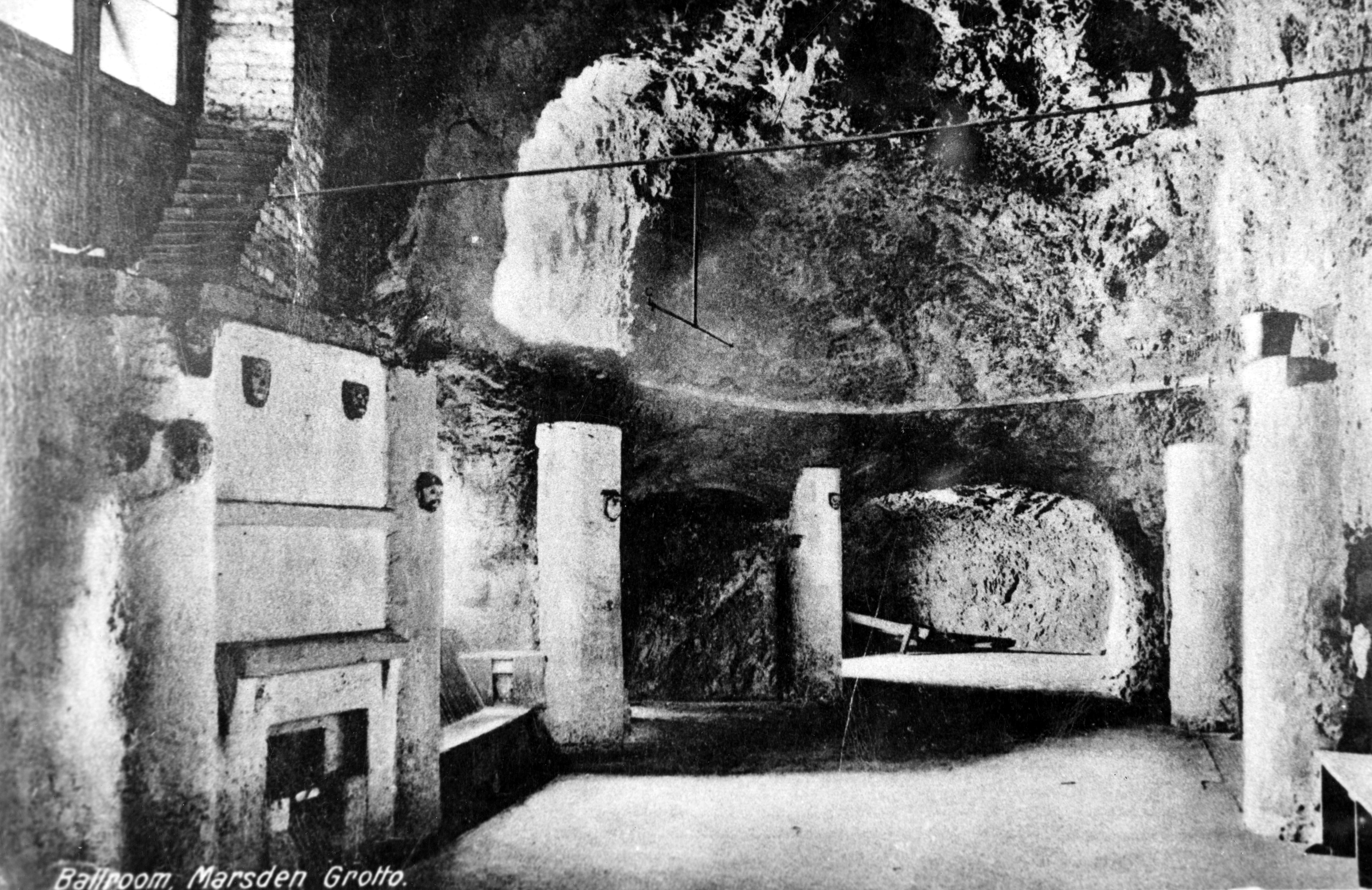 Marsden Grotto