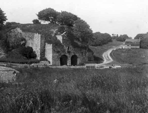 Cleadon Park Quarry