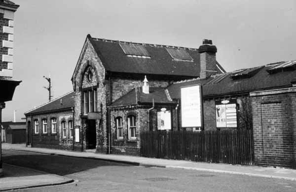 Railway Station, Jarrow