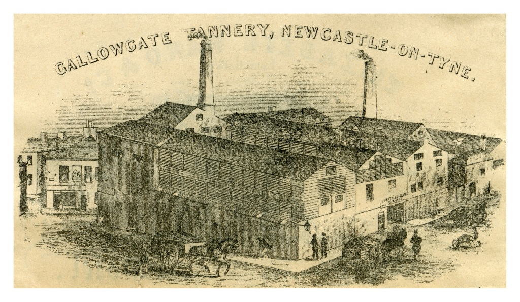 Gallowgate Tannery, Newcastle upon Tyne