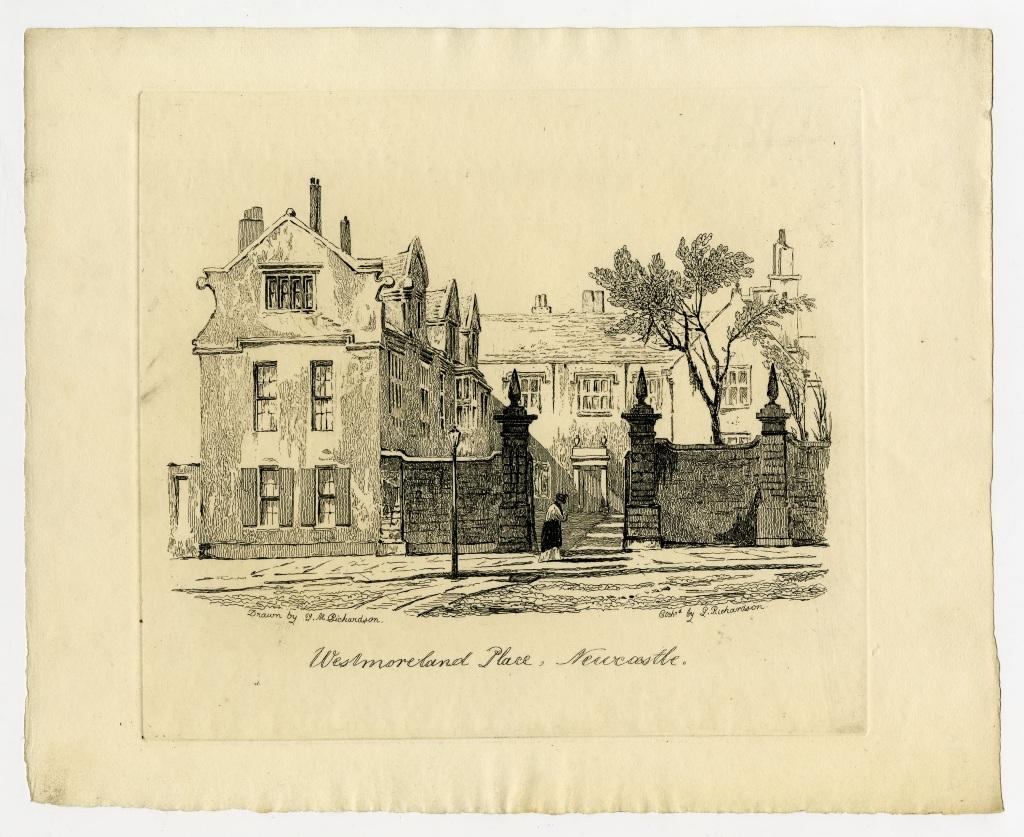 Westmoreland Place, Newcastle