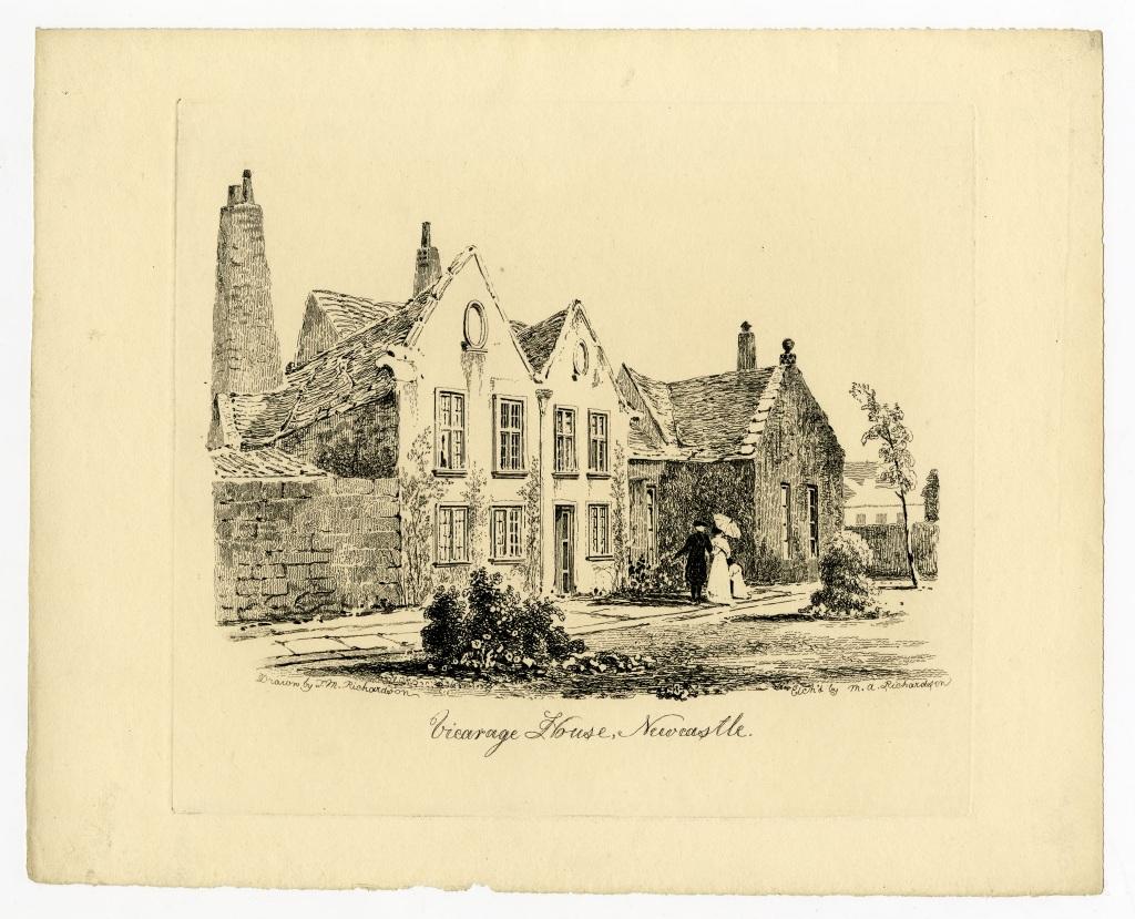 Vicarage House, Newcastle