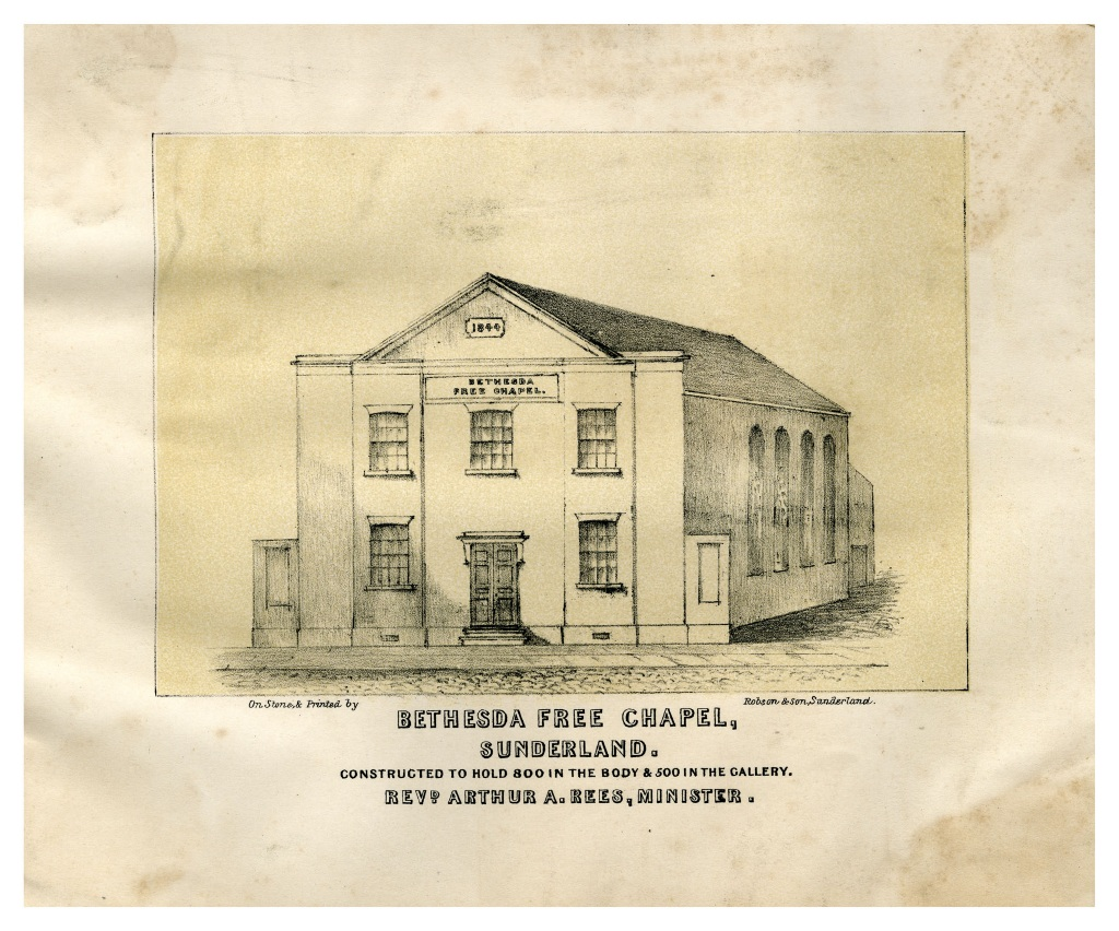 Bethesda Free Chapel, Sunderland