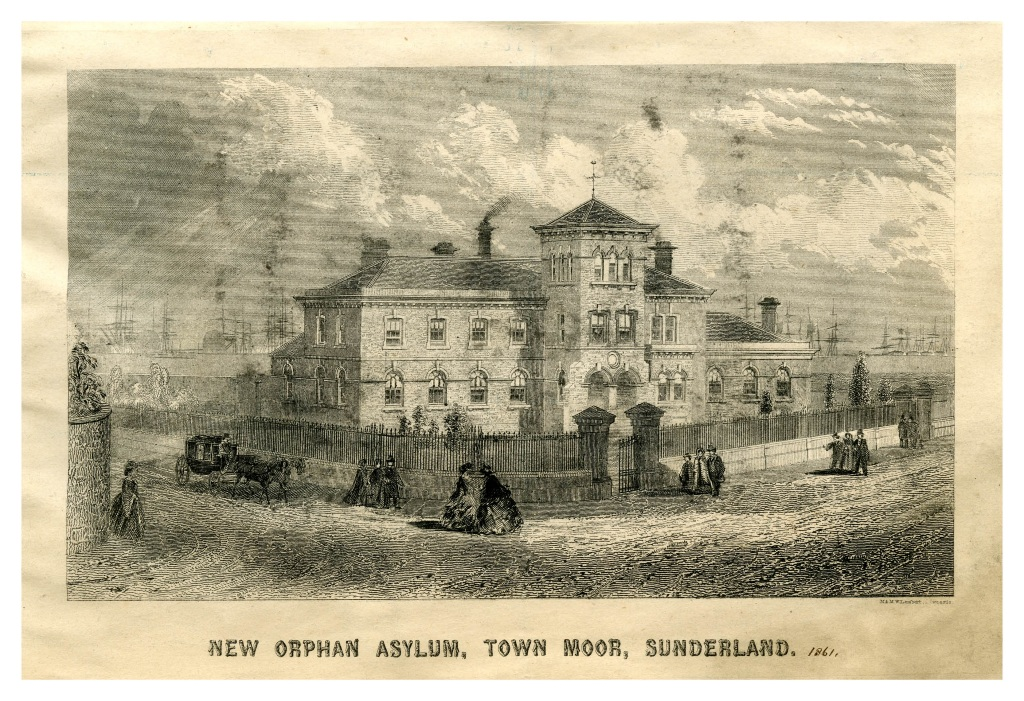 New Orphan Asylum, Town Moor, Sunderland