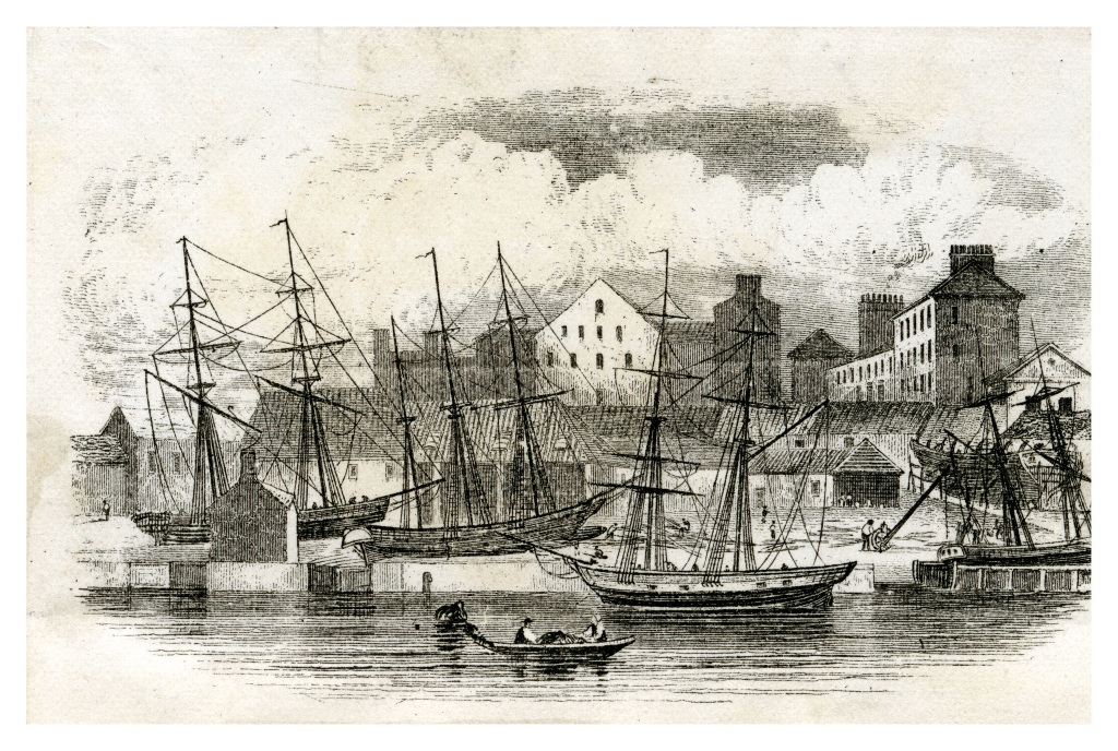 Sunderland, Hutchinson's dockyard