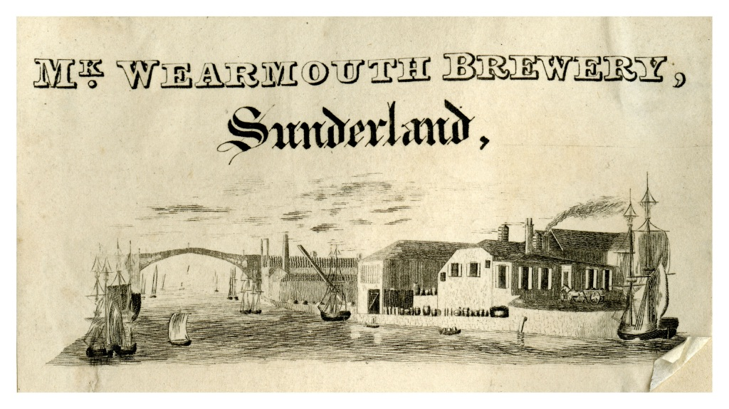 Monkwearmouth Brewery, Sunderland