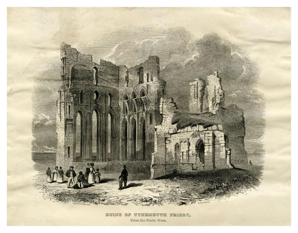 Ruins of Tynemouth Priory